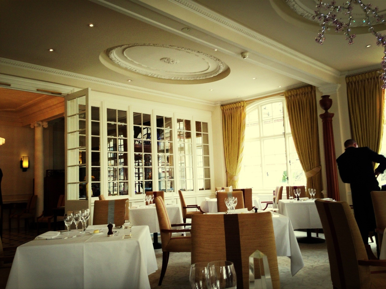 Dining Rooms At The Goring Hotel Inher30s