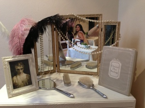 dress up table betty b