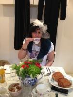Betty Blythe tea