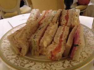 sandwiches ritz