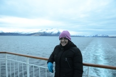 Now in the arctic