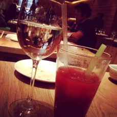 Wine & Bloody Mary