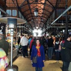 Inside the Mercado de San Miguel