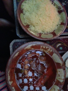 Couscous and tagine