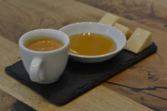 Espresso, Chestnut honey