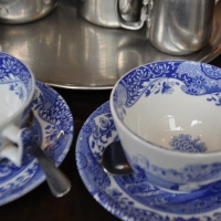 The original Maids of HonourAfternoon Tea