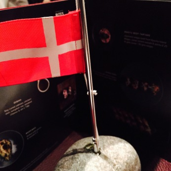 Flying the flag for Denmark