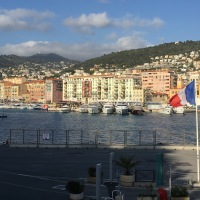 A French Riviera weekend a la Nicoise