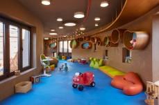 Main cocoon play area