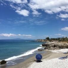 Pantazi beach