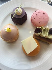 Classic Afternoon tea desserts