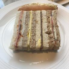 Classic sandwich selection