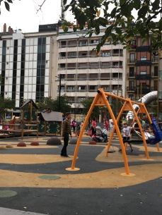 Playgrounds everywhere