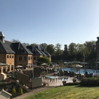 Relaxing vibes at Pennyhill Park and Spa
